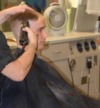 FUN HAIR CUT & more - PHOTOS - buzzcut and headshave - barbershop
